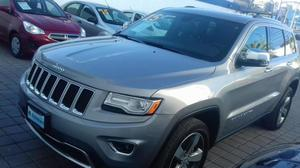 Jeep Grand Cherokee P Limited Lujo 4X2 V6 3.6 Aut