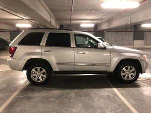 Jeep Grand Cherokee Limited Blindada Nivel 4