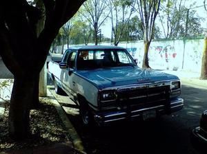 Pickup Dodge ram club cab Nacional