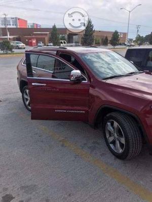 Jeep gran cherokee lujo