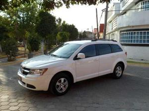 Dodge Journey 2.4 Sxt 7 Pasj At 4 Cilindros