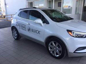 Buick Encore 1.4 Cxl Premium At Demo