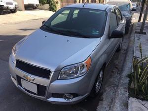 Chevrolet Aveo LT  Estandar Zona Sur Monterrey