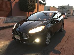 Fiesta  Titanium aut.