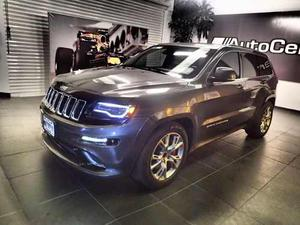Jeep Grand Cherokee Srt-