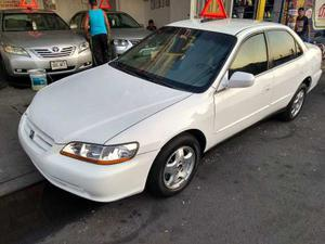 Honda Accord 3.0 Ex-r Sedan V6 Piel Abs Qc Cd Mt