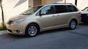 Toyota Sienna 3.5 Xle Limited V6/ Qc At
