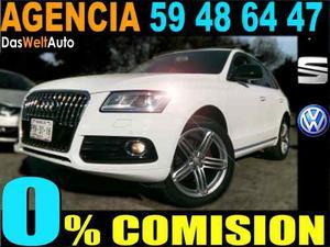 Audi Q5 2.0 Elite L4 T At, Doy Credito Y Garantia Agencia