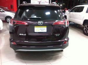 Toyota Rav4 2.5 Limited 4wd At Ultima