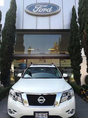 Nissan Pathfinder 3.5 Exclusive 4x4 Mt