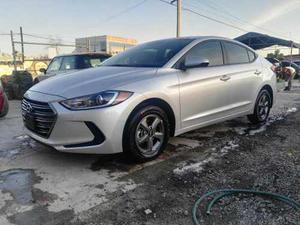 Hyundai Elantra 2.0 Gls Mt 20% De Enganche Y 48 Mensualidade