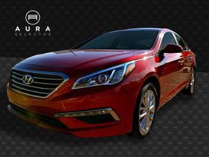 Impecable Hyundai Sonata Único Dueño Con Garantía