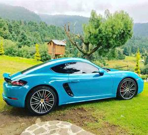 Porsche Cayman 2.5 S Pdk 718 At