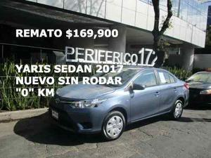 Toyota Yaris Sedan  Nuevo Sin Rodar 0 Cero Kilómetros
