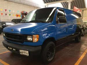 Ford Econoline Aut V6 Conversión A Gas Lp