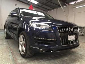 Audi Q7 3.0 T Elite Tiptronic Qtro 333hp At