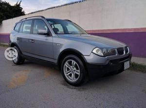 Imponente BMW X3 Top line