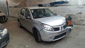 Renault Sandero  Fácil Reparación, Oportunidad, Barato