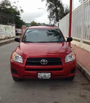 Toyota Rav4 2.5 Base 3a. Fila De Asientos Mt