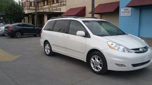 Toyota Sienna Xle Piel Limited Qc Dvd At