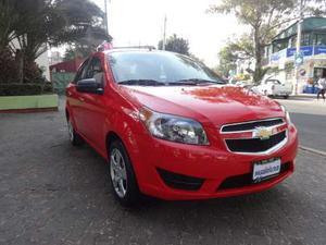 Chevrolet Aveo 4p Lt,ta,a/ac.,ve,ba,abs,r15