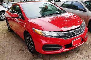Honda Civic 1.8 Coupe Ex Mt