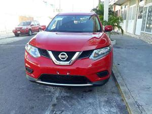 Nissan X-trail 2.5 Advance 2 Row Cvt