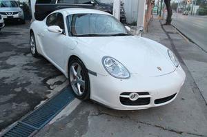 Porsche Cayman S Automatico  Monterrey Seminuevo