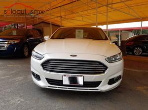 Ford Fusion SE Lux 2.0 GTDi