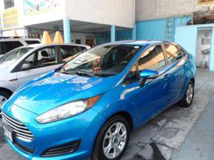 Ford Fiesta  Se 5vel Mt Tgr Automotriz