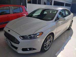 Ford Fusion 4p Titanium Plus L4 2.0 T Aut