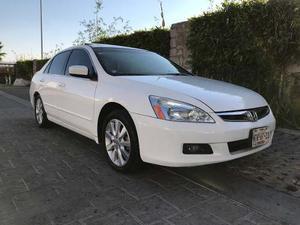 Honda Accord 3.0 Ex Sedan V6 Piel Abs Qc Cd Mt