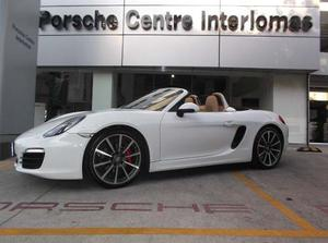 Porsche Boxster S 3.4 S Pdk At