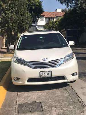 Toyota Sienna 3.5 Limited V6 At