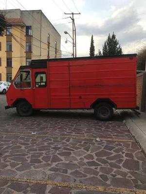 Camion Vanette D350 Food Truck Slp