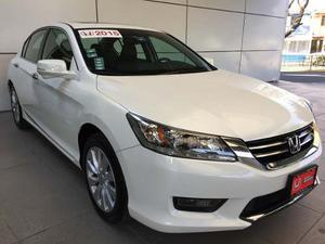 Honda Accord 3.5 Exl Sedán V6 At