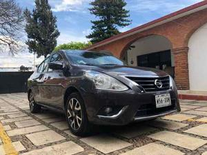 Nissan Versa Exclusive Navi At