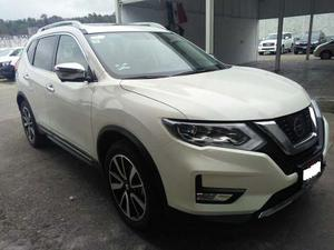 Nissan X-trail 2.5 Exclusive 2 Row Cvt  Blanco