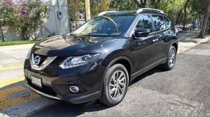 Nissan X-trail  Exclusive 2 Row Piel Qc Como Nueva
