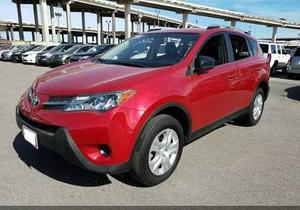 Toyota Rav4 2.5 Limited L4 Awd At