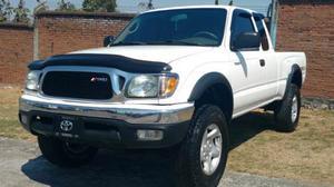 Toyota Tacoma x4 Recien Legalizada Impecable