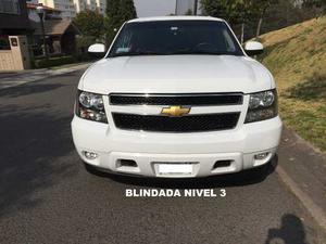 Blindada - Chevrolet Suburban 6.0lt Tres Cuartos 4x4 Mt