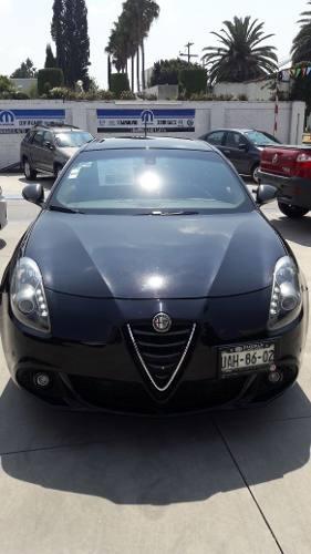 Alfa Romeo Giulietta 1.8 Quadrifoglio Verde Ddct At