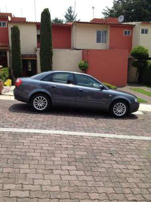 Audi A T Comfort Tiptronic Gris Delfin