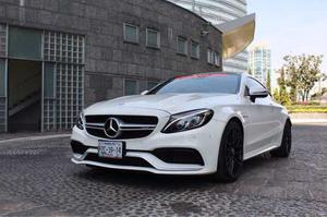 Mercedes Benz Clase C  Amg Coupe At