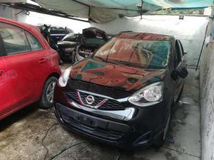 Nissan March  Fácil Reparación, Oportunidad, Barato