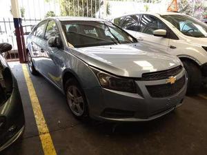 Chevrolet Cruze Lt Factura De Aba Por Inundación Ganelo