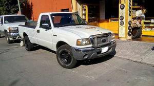 Ford Ranger Pickup Xl L4 5vel Aire Acond. Nacional Alarma