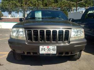 Jeep Grand Cherokee Limited V8 Quadra Drive 4x4 At