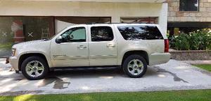 Chevrolet Suburban D Piel Aa Dvd Qc 4x4 Impecable